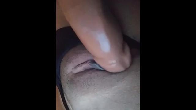 Petite girl big dildo 19