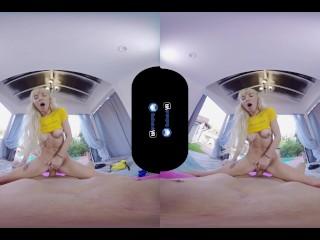 BaDoinkVR.com Virtual Reality POV OUTDOOR SEX Compilation Part 2