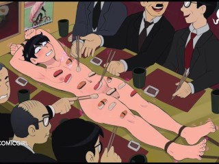 Crossdressers erotic job part 9 sound...