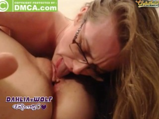 Live Lesbian Pussy Licking Compilation 2 – Wolfparty3