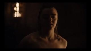 Arya stak losea her virginity