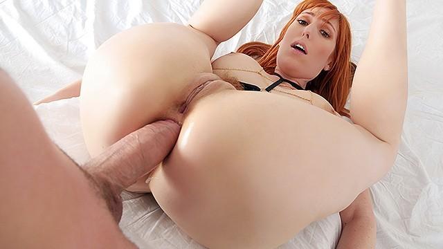 Ginger small boobs big ass Puremature Deep Anal With Big Booty Ginger Milf Pornhub Com