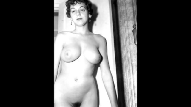 50s black porn The 1940s 50s vintage