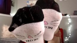 White Ankle Socks Show