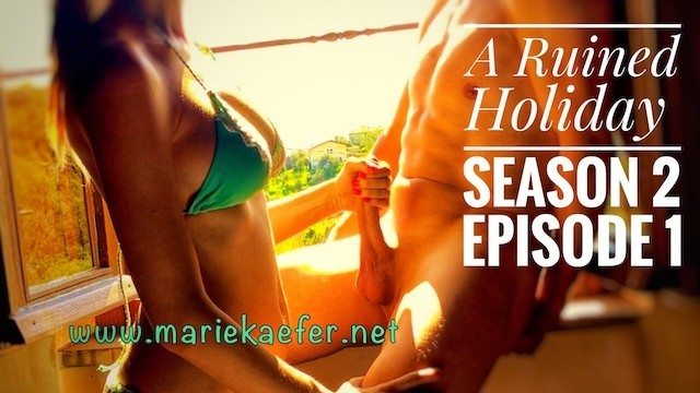 Free alley baggett in bikini Bikini babe ruins handjob - marie kaefer - holiday handjob s2 e1
