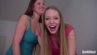 Tiffani Diapers You in Front of Becky LeSabre