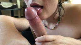 Young Innocent Teen Loves Eating Ass, Sucking Balls, and Tasting My Cock