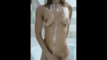Join me for a kinky bath