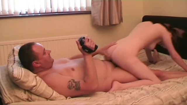 Naughty Petite Lisa Jane Has Pov Fun With Beefy In The Bedroom Unseen View 9