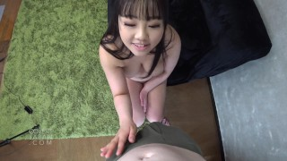 Buxom Japanese Cutie Aino and the Busty Nut Factory - Covert Japan
