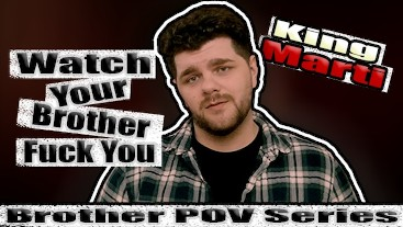 Big Chubby Hairy Brother Fucks You From Your POV - KingMarti