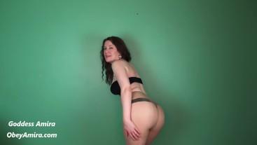 Nude Nylons JOI