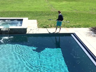 I, Your Pool Boy, Clean Your Pool