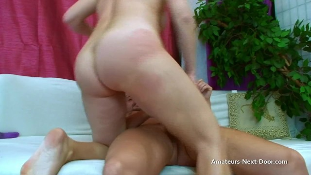 Younger guy gets rough with an old woman 20