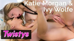 Twistys – Milf Naughty Nanny Katie Morgan puts teen Ivy Wolfe in her place