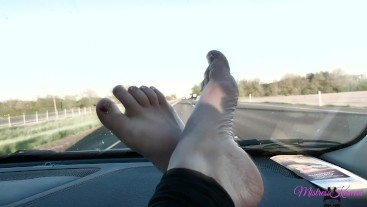 What I Really Think About My Foot Slave