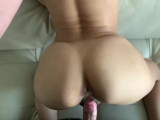 Bubble butt pov...