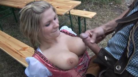 Porno oktoberfest aische pervers Aische Pervers