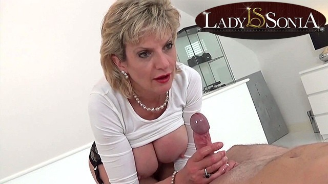 Lady sonia handjobs Erotic massage and handjob from lady sonia