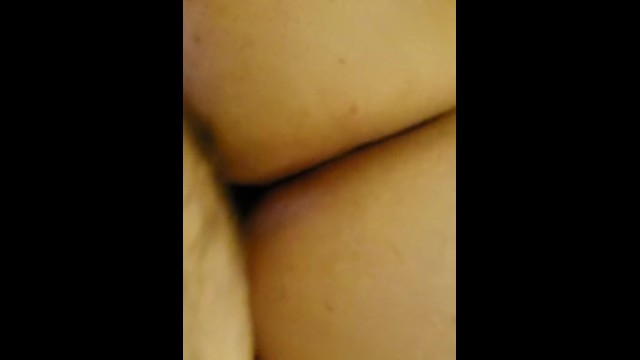 Thick horny wife cheats and cums on my dick 15