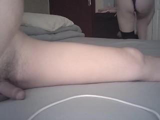 Methyl couple camera black stockings sex 02...
