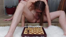 THE DIRTY NERDY: A role play, pov, blowjob, squirting doggy fuck adventure!