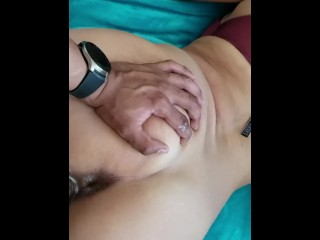 Fucking mixed chick doggy style