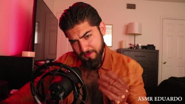 ASMR Custom Dominating Master In Leather Jacket & Gloves Punishing Slave