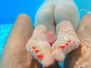Red Toes Footjob Porn Videos - fuqqt.com