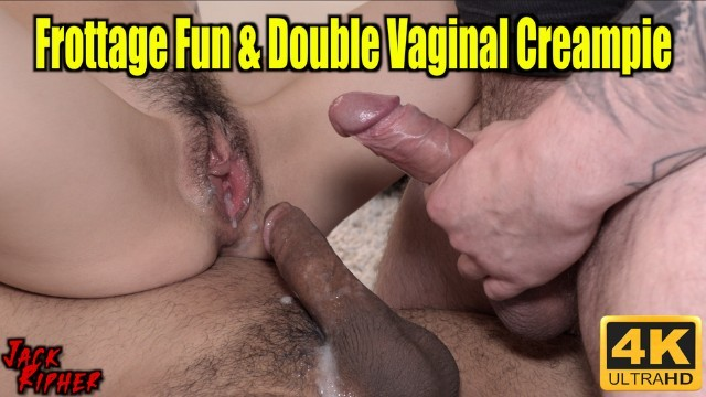 Female dog with green vaginal discharge Frottage fun double vaginal creampie full video