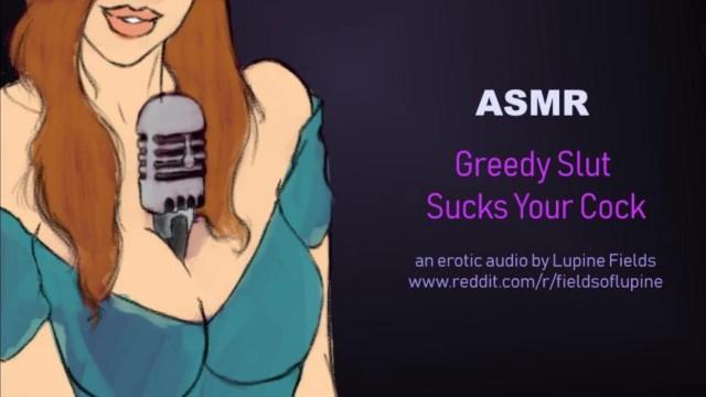 Blog daily erotic gallery image Asmr - greedy slut sucks your cock - intense blowjob - erotic audio