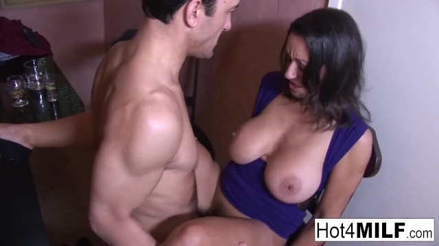 Hot MILF Persia is craving more cock