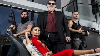 XNARCOSx Porn Series Trailer com Apolonia Lapiedra como a filha do narco