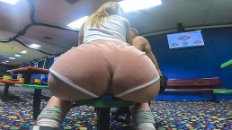 Thickumz- PAWG Fucked After Roller Skating