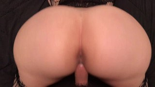 Huge ass pawg crystal lust in POV twerking and fucking