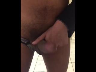 Boy public masturbation amazingly incredible ass and uncut...