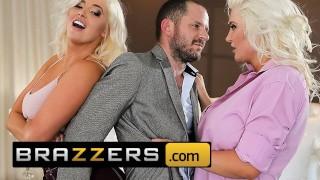 Brazzers - Chubby milf Karissa Shannon fucks her stepsisters husband