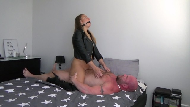 Leather sessions porn Leather fetish bdsm sex session -dirty julia
