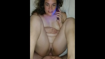Wife fucked raw talking to her Mom on the phone- HAPPY MOTHER'S DAY!!!