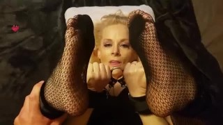 Tied Up Guy Blowjob