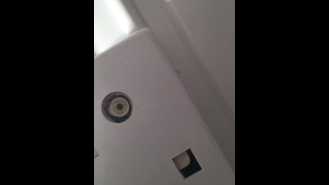 The inside of my fridge! Door Closed! 7