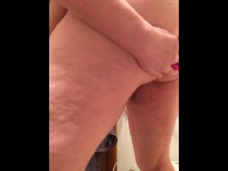 BBW MILF Mature Double Penetrate with Toys