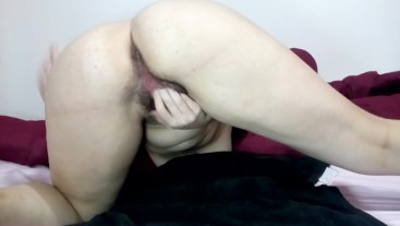 BEST MOANING IN THE END! It was hard but she gets what she wanted...