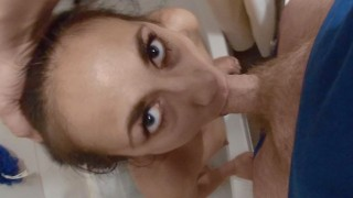Bitchy Wife gets Fucked Happy, with a Creampie ending!- Real Amateurs Eva Nixon + Silas Black