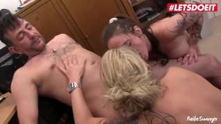 Gay trojcestné porno