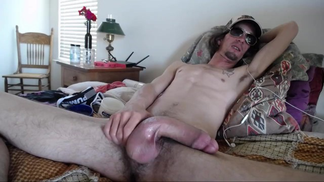 Twink 5 inch cock Chaturbate show 5/13/2019 jacking off pov cumshot