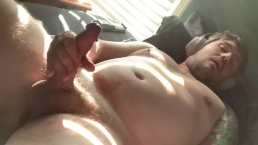 Loud Moaning Orgasm From Prostate Massager