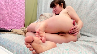 Camgirl Does Anal (Compilation)