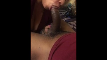 suck & swallow on iG Live