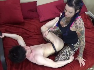first time pegging a guy for lifestyle submissive - role reversal